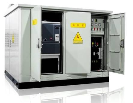 中式固体绝缘真空开关柜的设计与应用